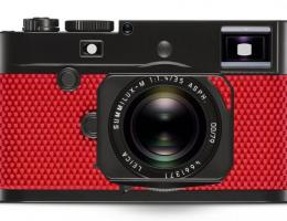 Leica M-P (Typ 240) 'grip' by Rolf Sachs Set with Leica Summilux-M 35mm f/1.4 ASPH