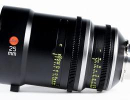 LEICA présente de nouvelles optiques Ciné