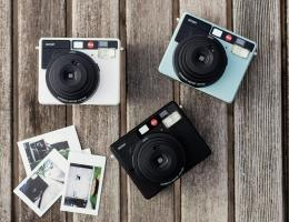 Leica SOFORT  maintenant aussi en noir
