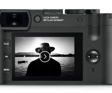 Leica Q2 Monochrome : look légendaire Leica en Noir et Blanc