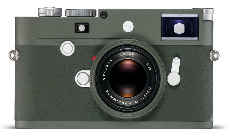 La série limitée Leica M-10P Safari