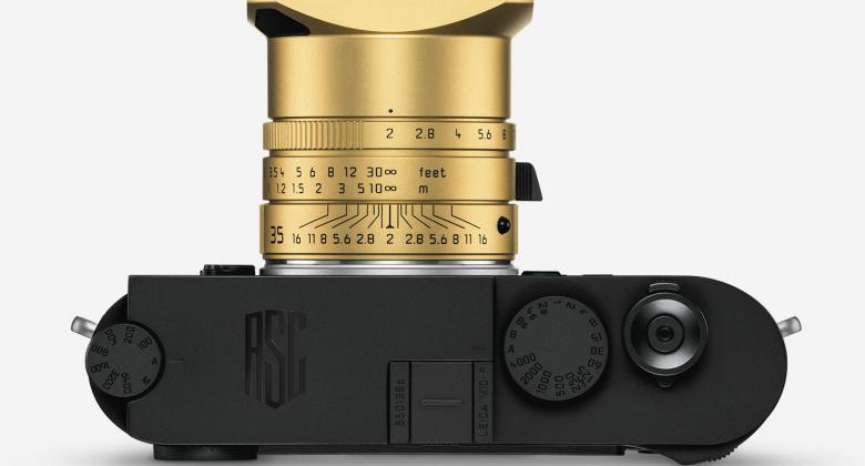 Le M pour les cinéastes : Leica M10-P « ASC 100 ÉDITION »