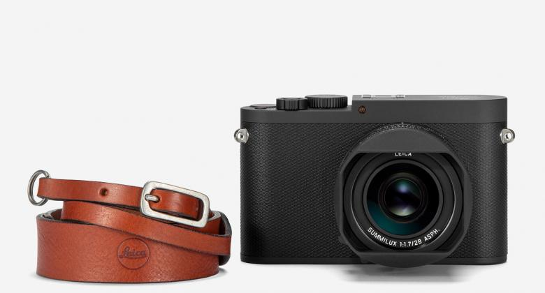 Le Leica Q-P : une version Black Matte discrète et élégante