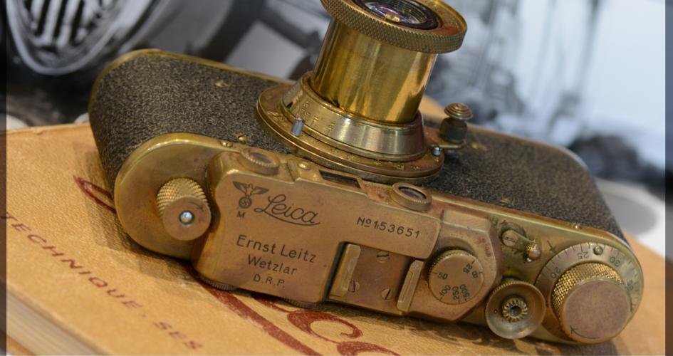 """Leica doré mais pas """"Leica Gold"""""""
