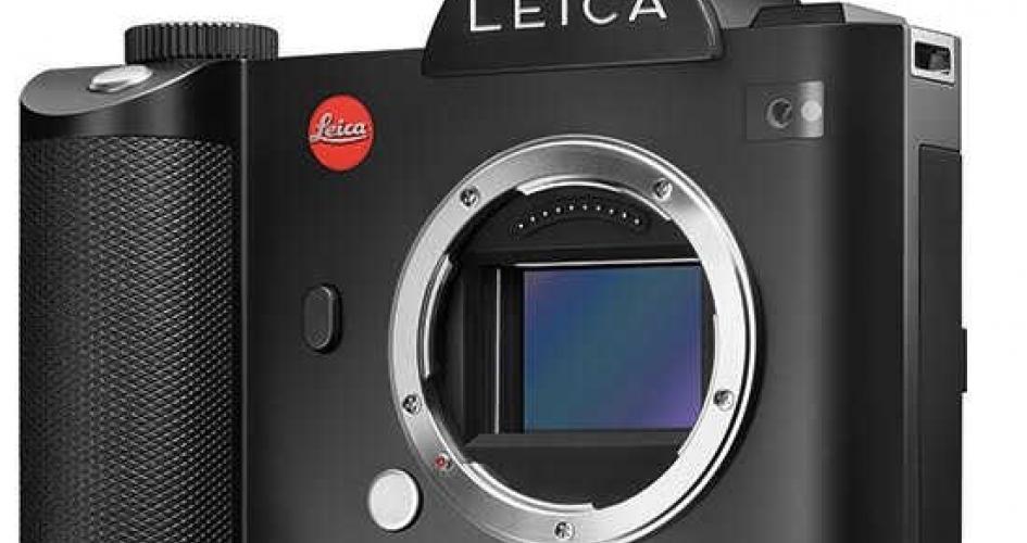 LEICA SL -  Le boîtier voit son prix réajusté...