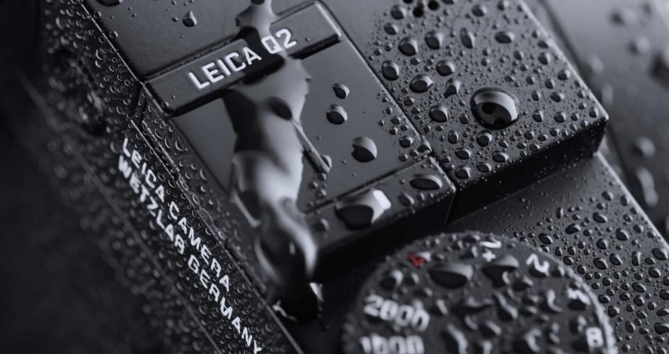 Leica Q2 : le nouveau compact Leica Full-Frame