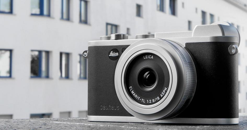 "Leica CL - Edition ""100 jahre bauhaus"""
