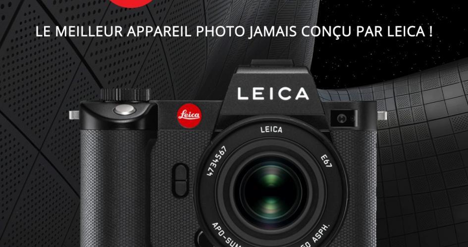Le nouveau Leica SL2 : le choix de de l'image réussie
