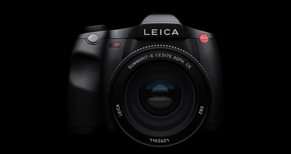 Leica S3 - 10827 : le dernier modèle du système moyen format Leica S